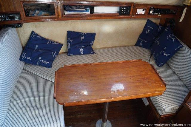 Colvic watson 23ft motor sailer for sale in Lymington