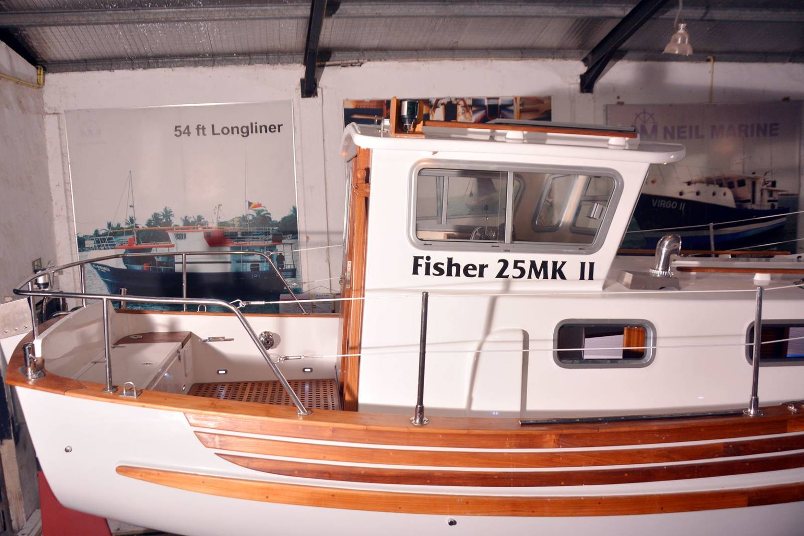 Fisher 25