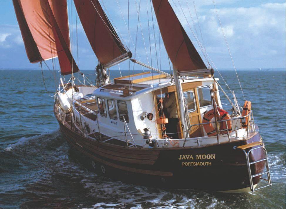 Fisher 37 2019 Motorsailer For Sale in Southampton - £259,715