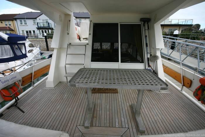 Aft Cockpit