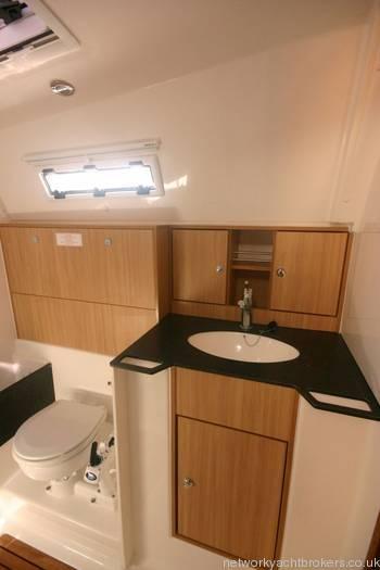 Bavaria 36 Bathroom