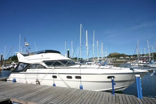 Colvic Sunquest 44 flybridge, NYB Conwy