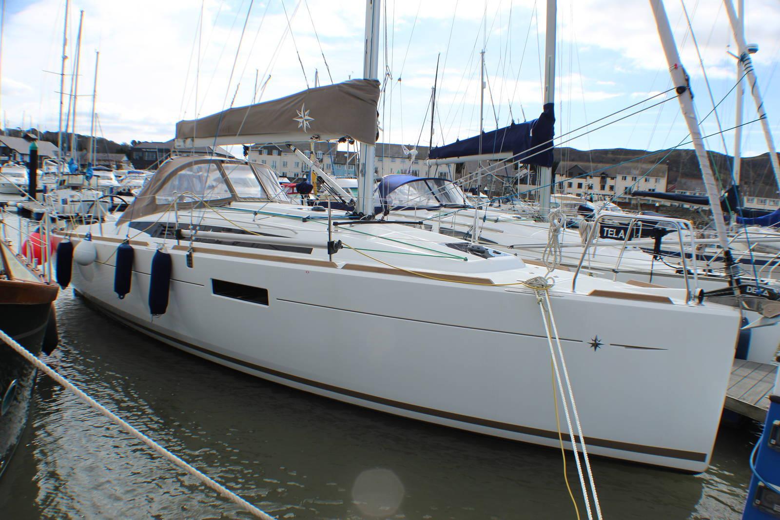 Jeanneau Sun Odyssey 349 Swing Keel 2016 Cruising Yacht For Sale In
