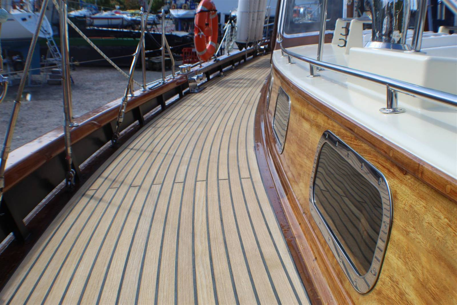 J Francis Jones Ketch Motor-Sailer 1962 Motorsailer For Sale