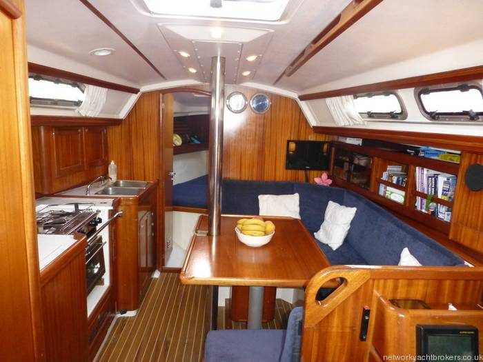 Elan 36 For Sale