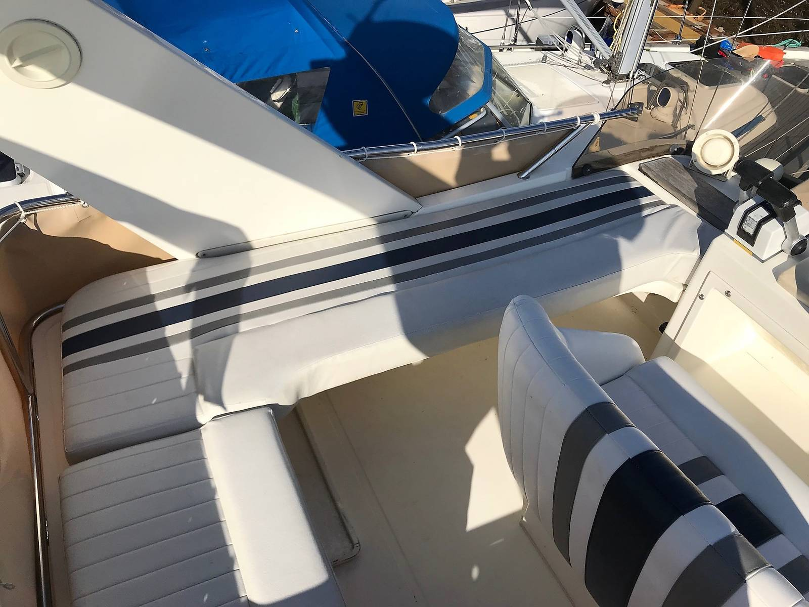 Fairline Corniche For Sale Devon
