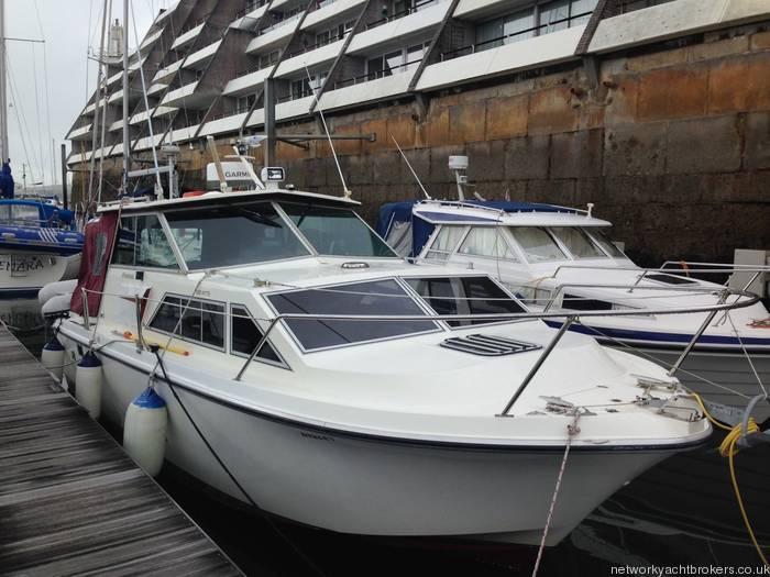 Princess 25 Diesel Motorboat