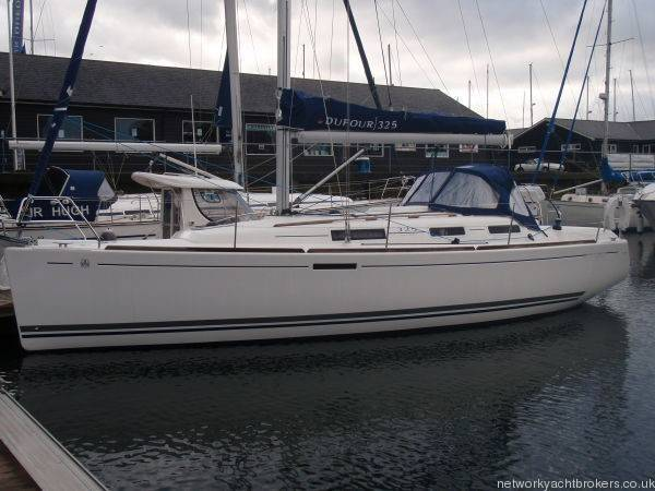 Dufour 325 Grand Large for sale