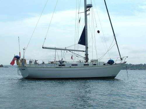 Vancouver 36 Yacht Fore Sale