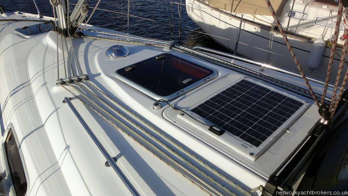 Bavaria 30 Solar Panel