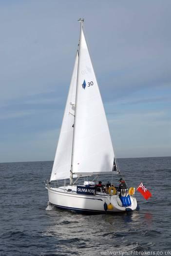 Bavaria 30 Sailing