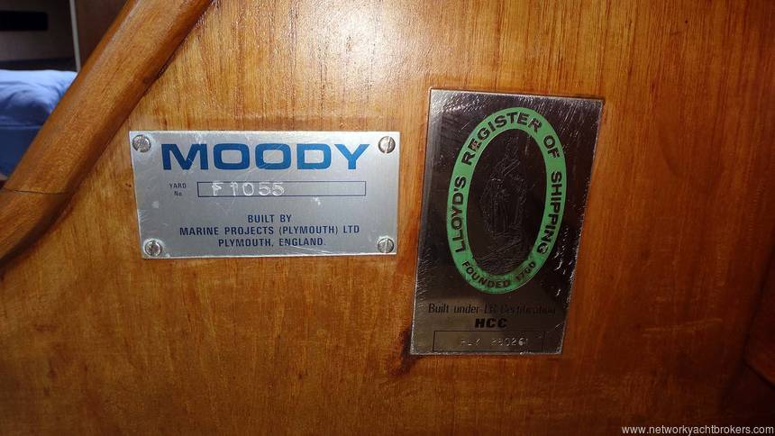 Moody 27