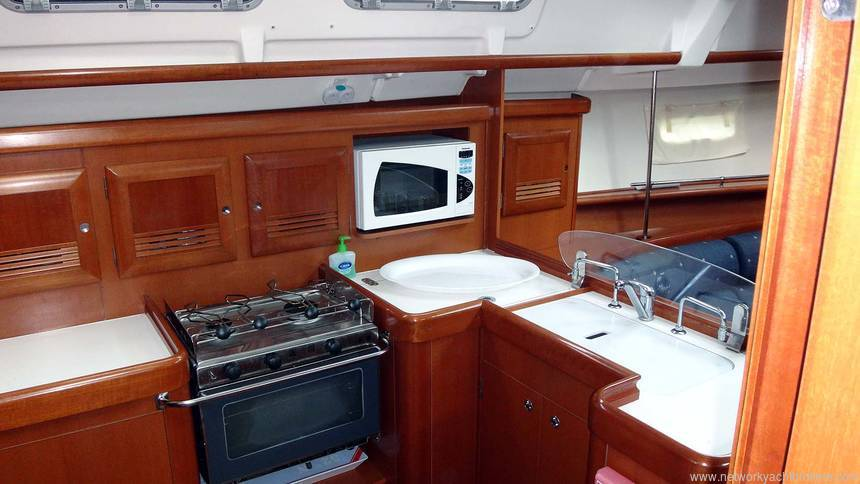 Beneteau Oceanis 373 Clipper