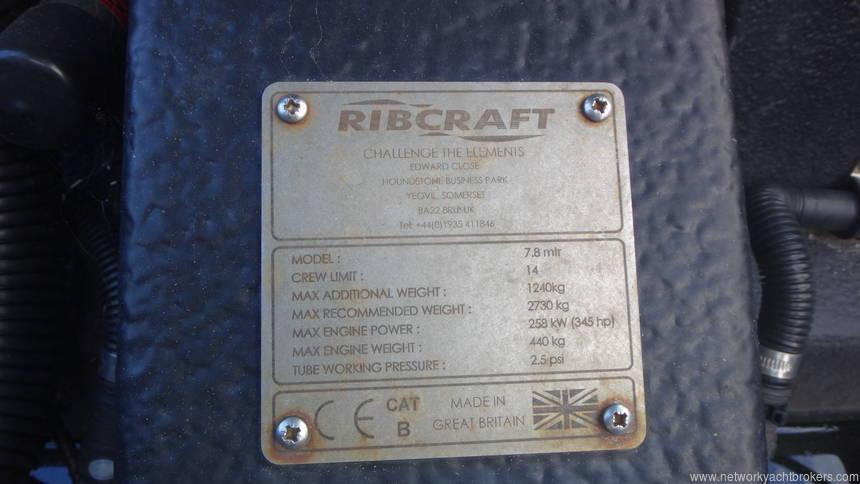 Ribcraft 7.8