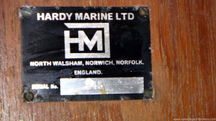 Hardy Pilot 20 SE