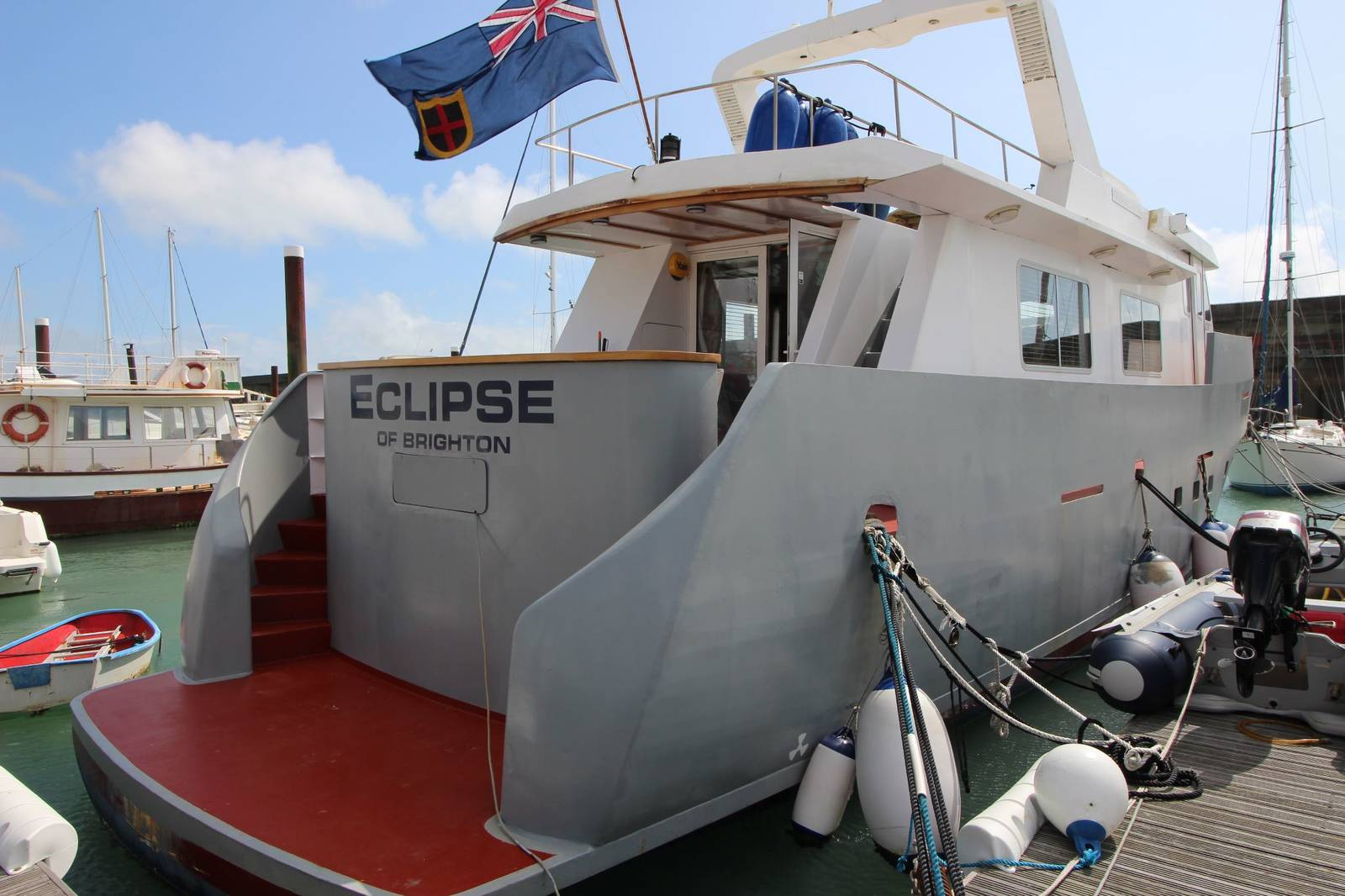 70 2001 Yacht Boat For Sale In Brighton 132 950