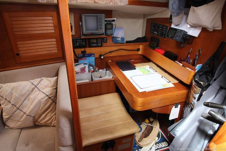Westerly Seahawk 35