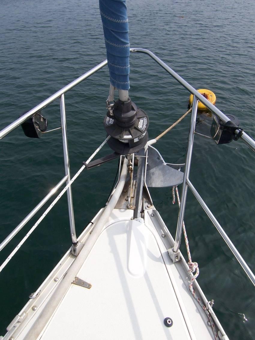 Moody 44 1995 Cruising Yacht For Sale in Brighton - £95,950