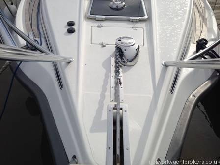 Nimbus 320 Coupe