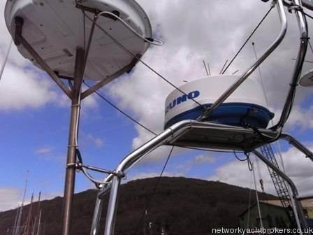 Princess 45 flybridge for sale