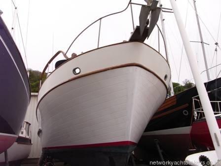 C-Kip 40 Europa Trawler Yacht
