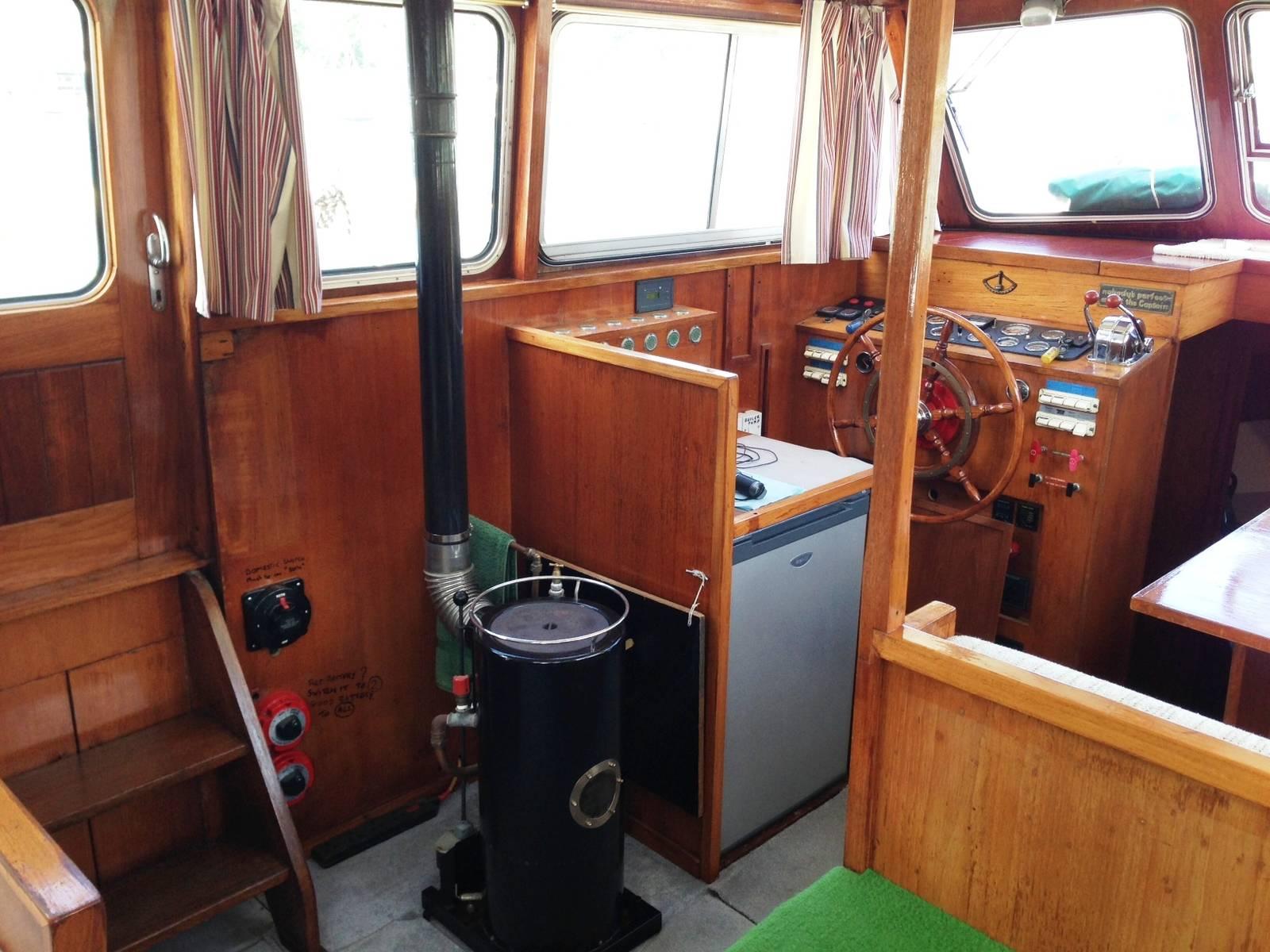 Otarie Class Steel Motor Yacht