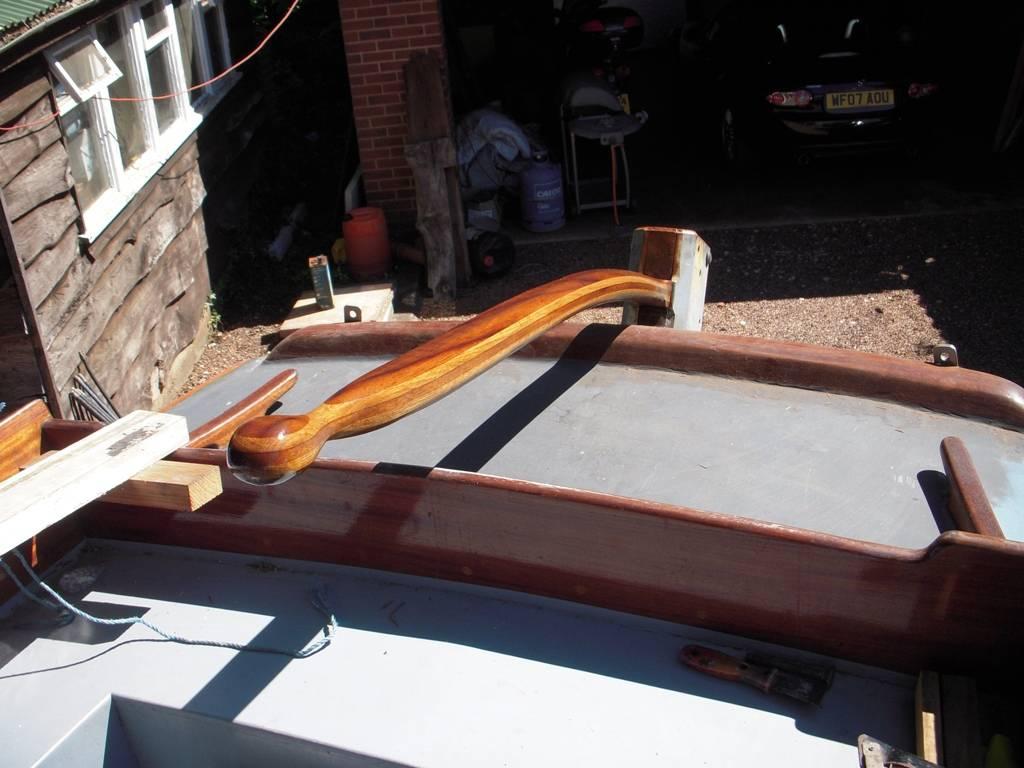Bickford Checkstone 28 Wooden Sloop