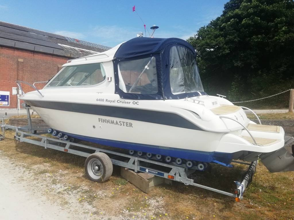 Finnmaster 6400 Royal Cruiser OC