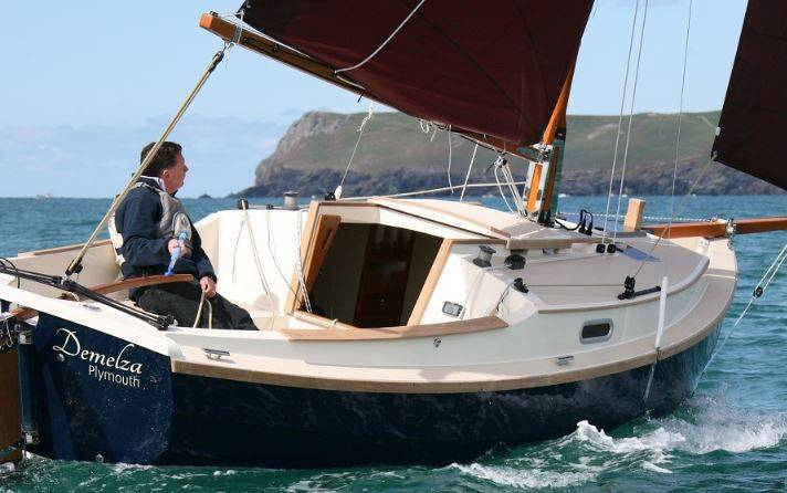 Cornish Shrimper 21