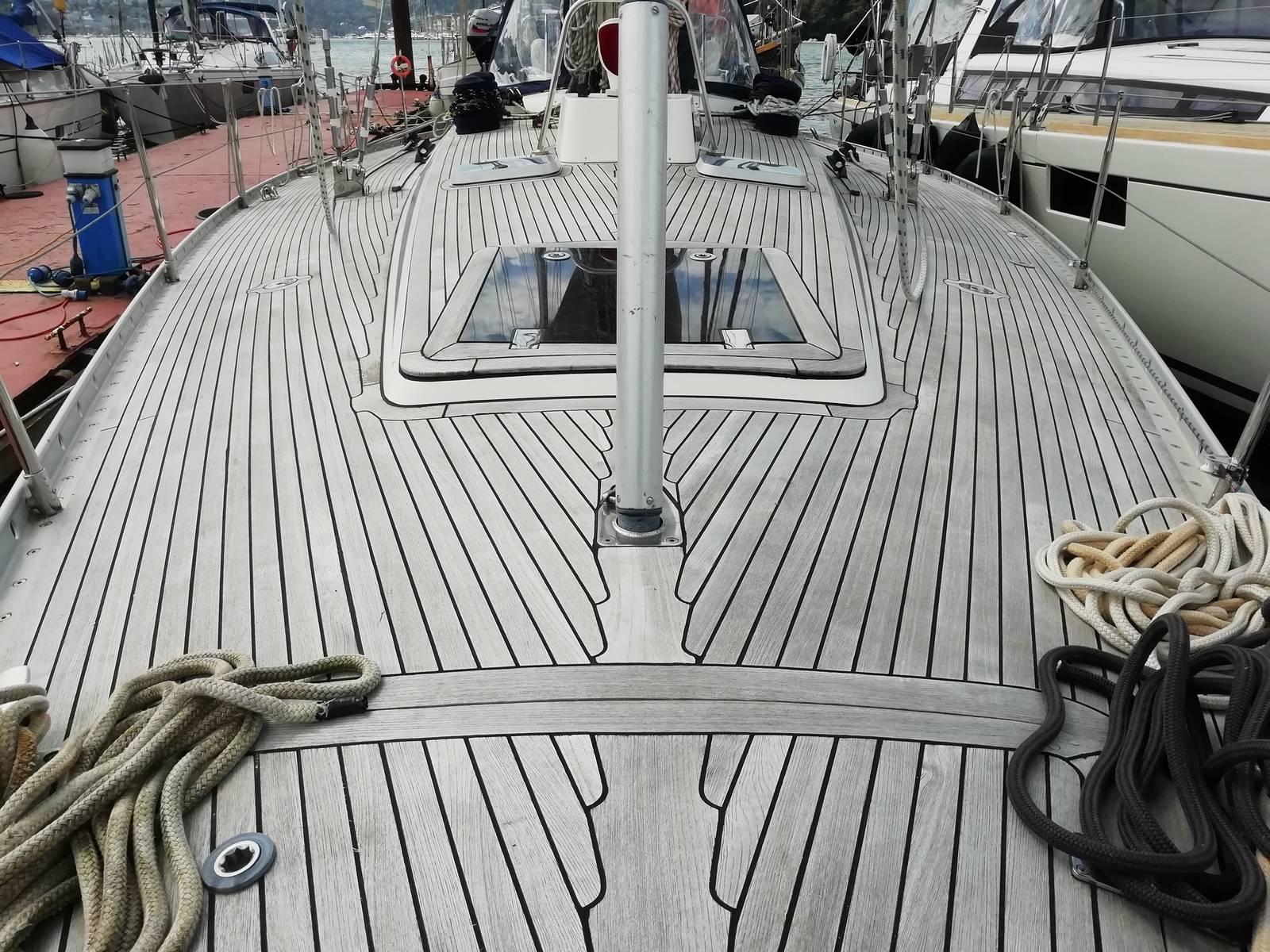 Swan 46 MK2