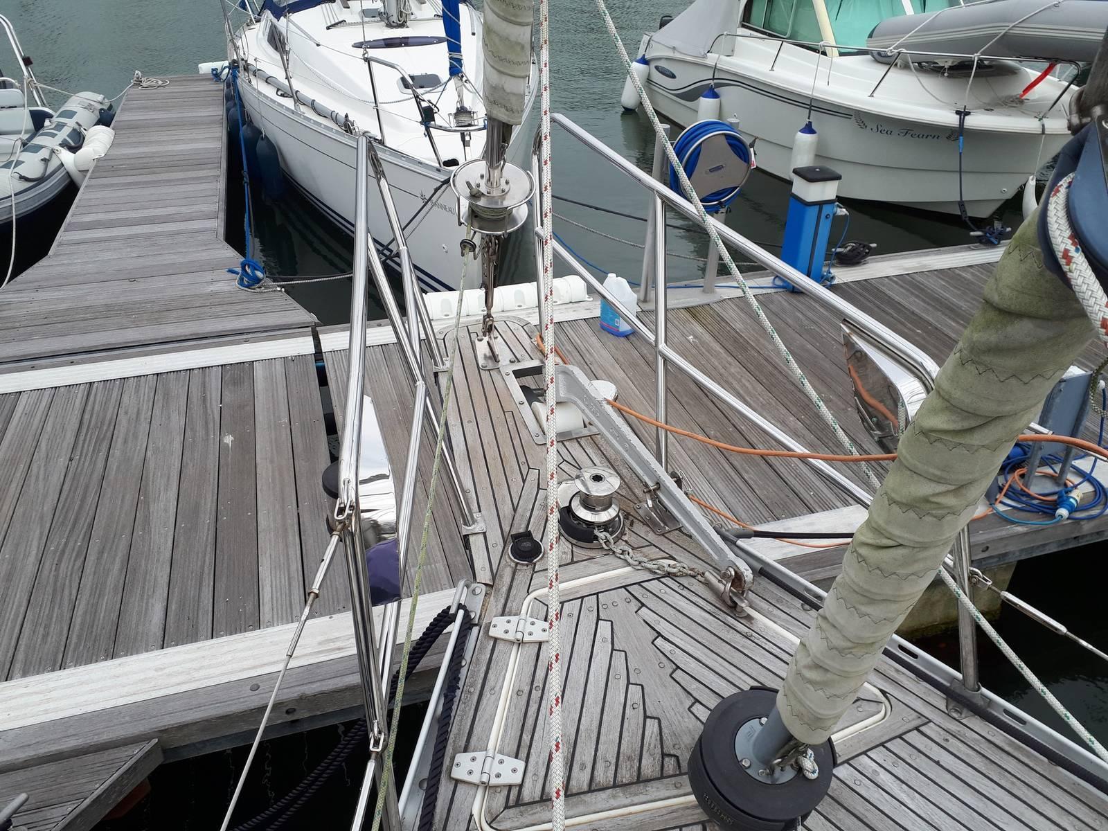 Sea Finn 37