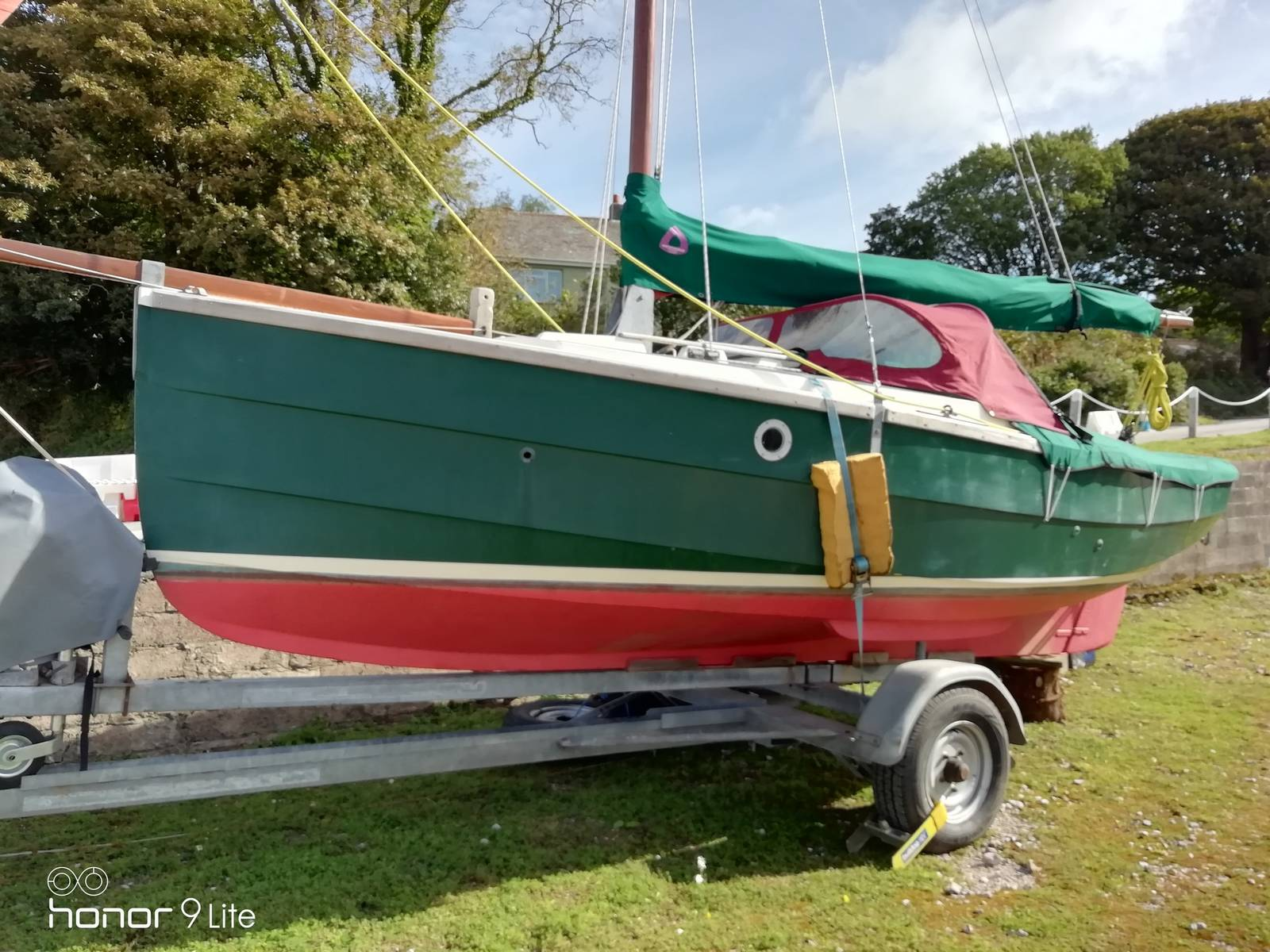 Cornish Shrimper 19