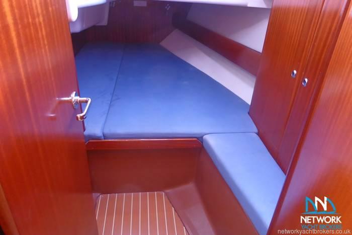 aft cabin -Bavaria 38