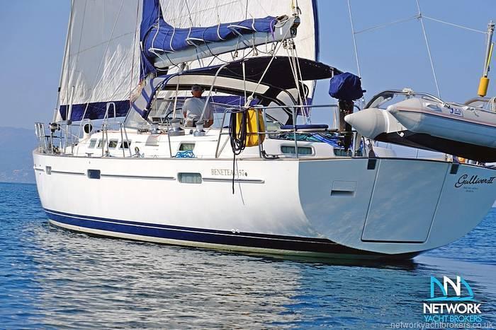 Beneteau 57 for sale