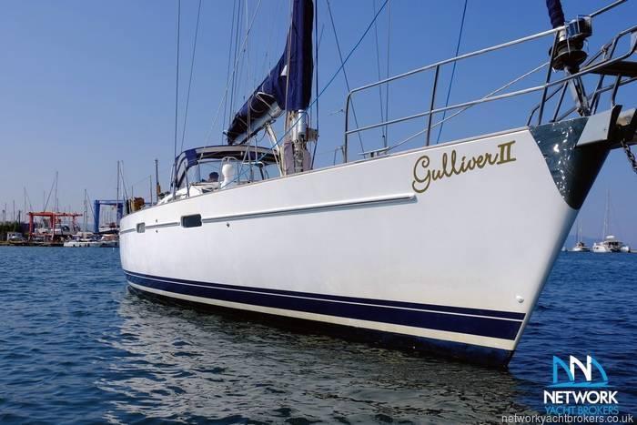 Beneteau 57 Network yacht brokers