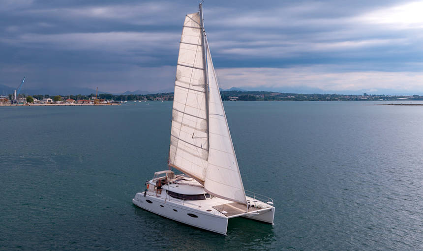 Fountaine_Pajot_Salina_48_Evolution_Catamaran