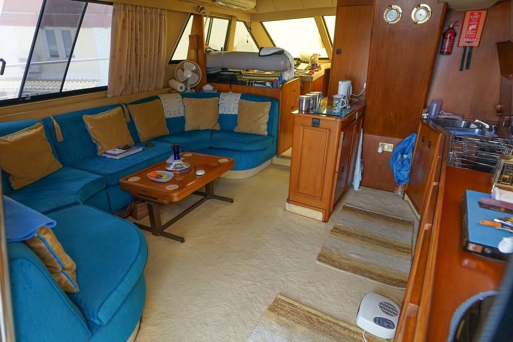 Birchwood Ts44 1987 Yacht Boat For Sale In Preveza 163 87 000