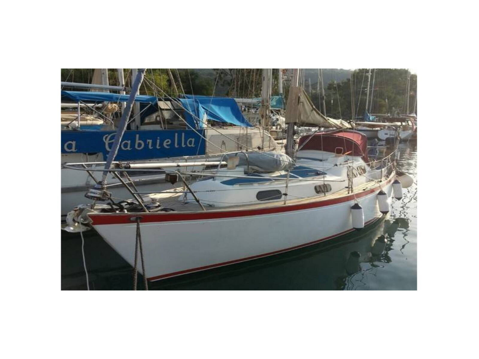 Vancouver 27 1978 Cruising Yacht For Sale In Preveza