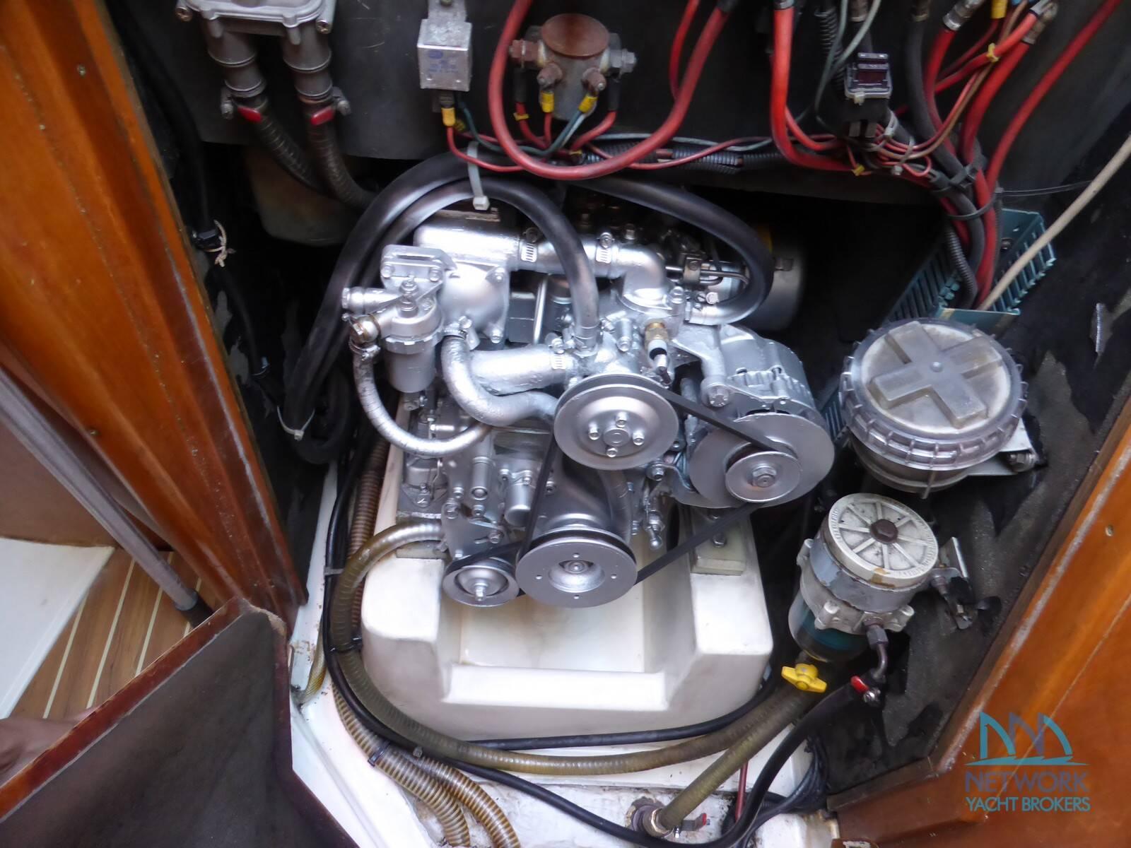 Yanmar, Serviced 2021, New gearbox