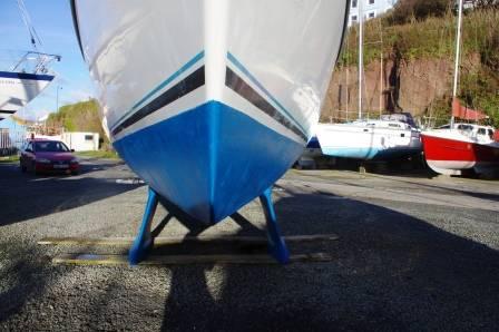 British Hunter 30 1994 For Sale Network Yacht Brokers Neyland