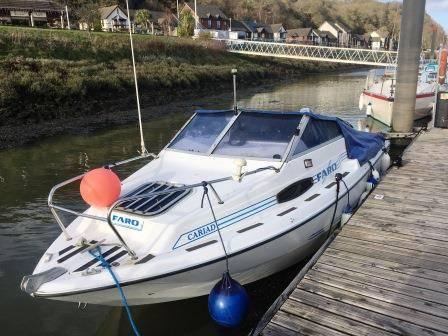 Fletcher Faro Sports Cruiser 1998. £6,250.00 NYB Neyland Tel 01646 602 500