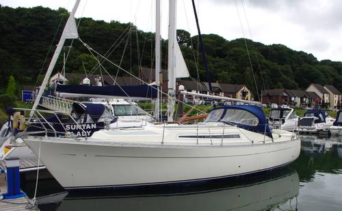 Moody 30 For Sale £27,000 Network Yacht Brokers Neyland