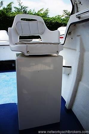 Warrior Boats - Raider Fisherman 18 (2008) £12,950.00 Network Yacht Brokers Neyland 01646 602 500