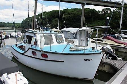 Boat Colvic 22ft For Sale. £6,250.00 Network Yacht Brokers Neyland. Call 01646 602 500