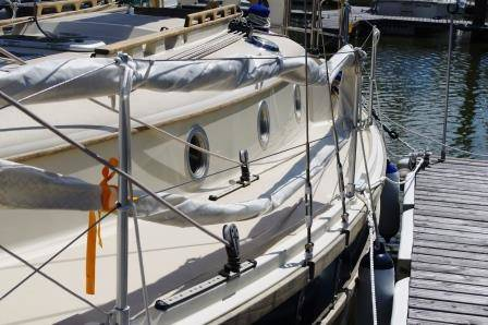 Cornish Crabber 26 For Sale £83,500.00 2014. Network Yacht Brokers Neyland Tel: 01646 602 500