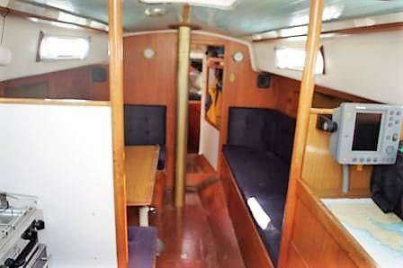 Contessa 32 Cruising Yacht For sale £21,950.00 Network Yacht Brokers Neyland