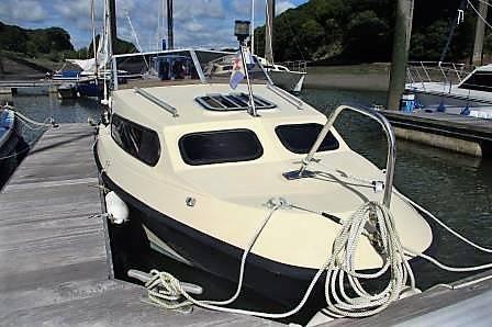 Shetland 570 Fore Sale. Call Yachts Co on 01646 602 500