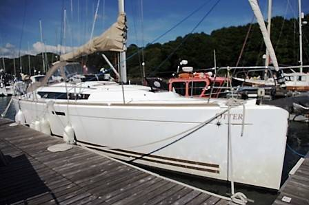 Jeanneau Sun Odyssey 379 (2012) For Sale Call Yachts.Co 01646 602 500