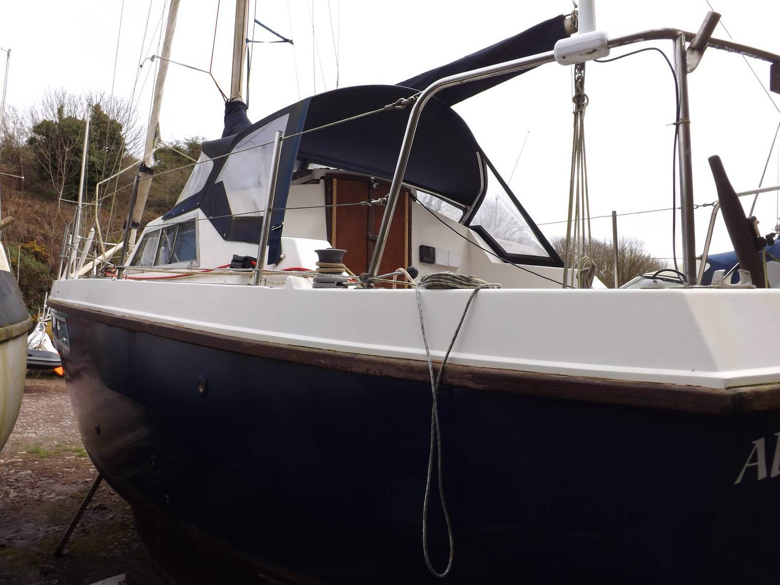 Southerly 28 - Brokerage - Milford Haven - Yachts.Co Milford Haven - Network Yacht Brokers Milford Haven 01646 278270