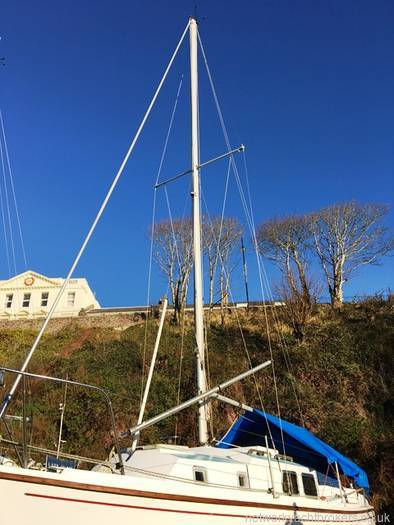Network Yacht Brokers Milford Haven - Westerly Centaur